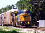 CSX 8753 Q290